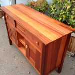 Buffet - Sapele and Mahogany