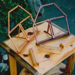 Folding Music Stands - Various Woods