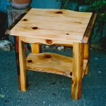 End Table - Cedar