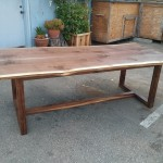 Dining Table - Walnut