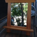 Mirror - Sapele