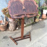 Music-Book Stand - Walnut Burl, Walnut, Cherry