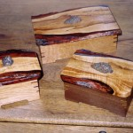 Boxes - Birch, Walnut & Oak