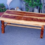 Coffee Table - Redwood, Juniper