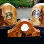 Clocks - Willow, Redwood