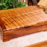 Box - Mahogany