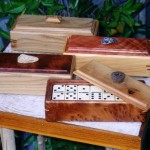 Domino Boxes - Elm, Sequoia, Redwood, Cypress