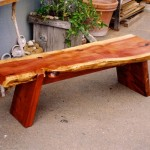 Bench - Sequoia
