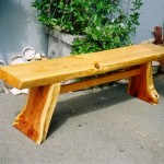 Bench - Cypress, Juniper