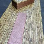 Table - Kirei, Walnut, Copper