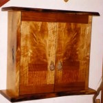 Wall Cabinet - Butternut, Birch, Maple