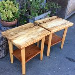 End Tables - Willow, Cedar, Cherry