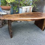 Coffee Table or Bench - Walnut