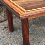 Coffee table - Walnut, Cherry, Oak, Redwood