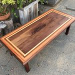 Coffee table - Walnut, Cherry, Oak, Redwood