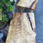 End Tables -- Willow, Cedar, Red Oak