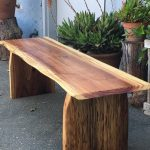 Bench -- Redwood