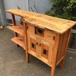 Buffet - Willow, Cedar, Red Oak, Lacewood