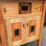 Buffet - Willow, Cedar, Red Oak, Lacewood