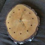 Clock -- Birch