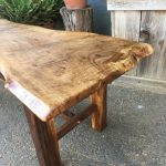 Bench -- Walnut