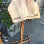 Music Stand - Sycamore, Redwood, Cherry