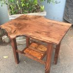 Small Table - Walnut