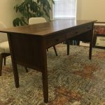 Cameron's Desk - Walnut