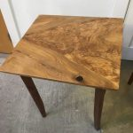 End Tables - Oak, Walnut