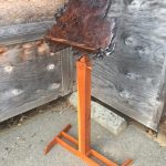 Music Stand - Walnut