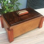 Box - Cherry, Madrone, Padauk