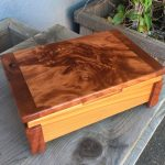 Box - Redwood, Cedar