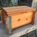 Box - Cedar, Mahogany
