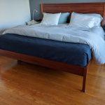 Cameron's Bed Frame - Mahogany